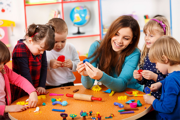 nursery-teacher